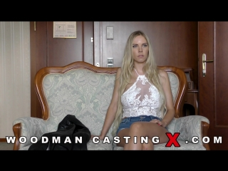 Woodman casting - florane russell june 19.2018 [amateur, anal, blowjob, cum]