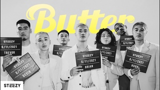 BUTTER by BTS   Brian Puspos Choreography  