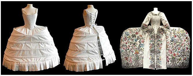 Коронационное платье Императрицы Елизаветы Петровны, изображение №11