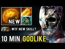 NEW SKILL MID IRON MAN IS BACK 10 Min Godlike 7 23 Scepter Crazy Battle vs Lancer New Imba Dota 2