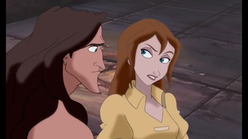 Легенда о Тарзане Серия 5 - Затерянный город Опар