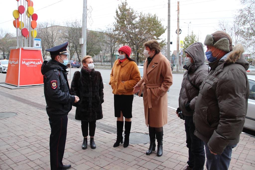В городе Таганроге проводится акция «Родительский патруль»