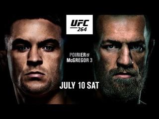 "Conor McGregor vs Dustin Poirier UFC 264 PROMO ""Ready for War"" July 10"