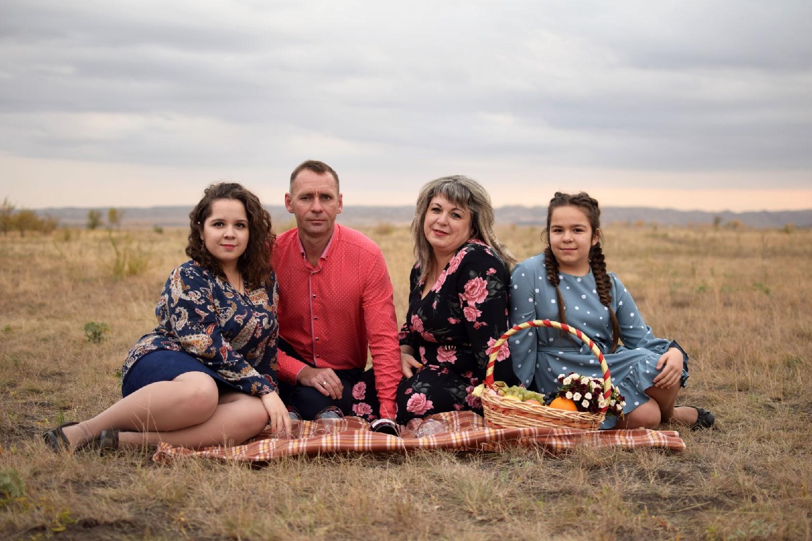 Тематика: Семейная фотосессия