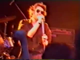 The Pogues live Harlow