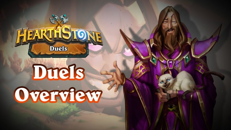 Hearthstone Duels Overview