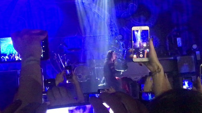 Evanescence My Immortal 26 09 19 Live in St Petersburg