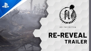 Ad Infinitum - Re-Reveal Trailer   PS5