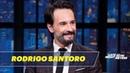 Rodrigo Santoro Had to Wax His Entire Body to Play Xerxes in 300