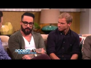 Backstreet Boys: Kevin Richardson Discusses His Six-Year Sabbatical
