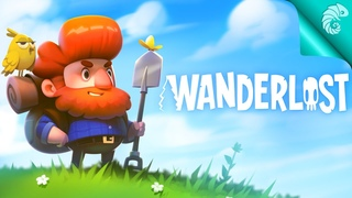 Wanderlost Teaser Trailer - The Cutest Upcoming Survival Game