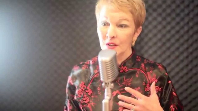 Diane Lindsay - Moonlight Represents My Heart 月亮代表我的心