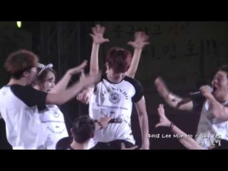 140118 Lee Min Ho - Say Yes