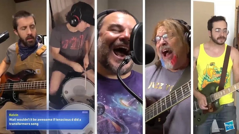 Tenacious D perform at Hasbro PulseCon 2020