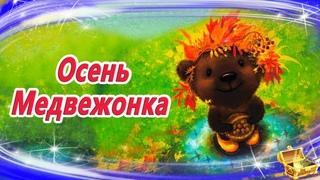 5 Осень медвежонка | Сказка на ночь | Аудиосказки на ночь для лёгкого засыпания