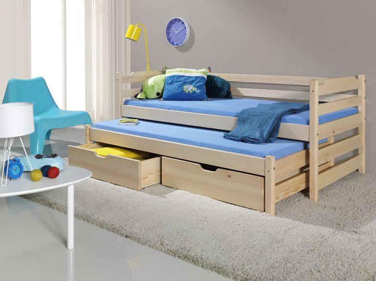 Плюсы и минусы двухъярусных выдвижных кроватей, популярные дизайны, изображение №11