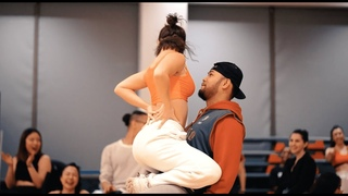 All the time - Jeremih ft Lil Wayne, Natasha Mosley   Choreography by Lucie Camelo