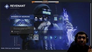 Destiny 2 За Гранью Света | Охотник - Подкласс Ревенант | Аспекты, Фрагменты и Разные Типы Гранат
