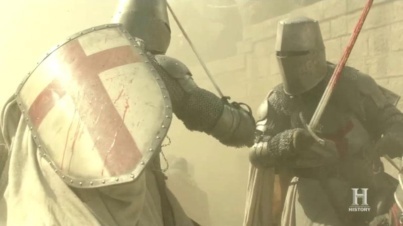 KNIGHTFALL HISTORY CHRIST AND COMBAT
