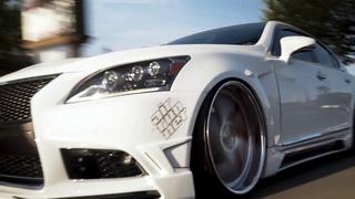 Lexus LS460 F Sport Endless Projects Platinum VIP Blackpearl