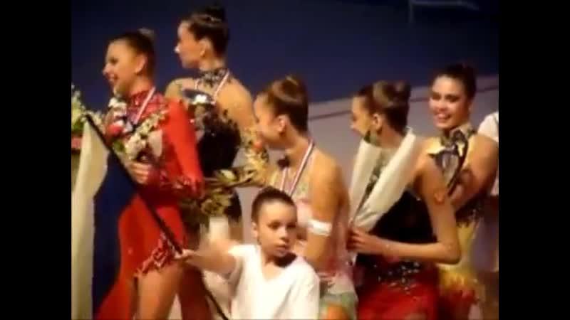 Rhythmic Gymnastics Its always a good time