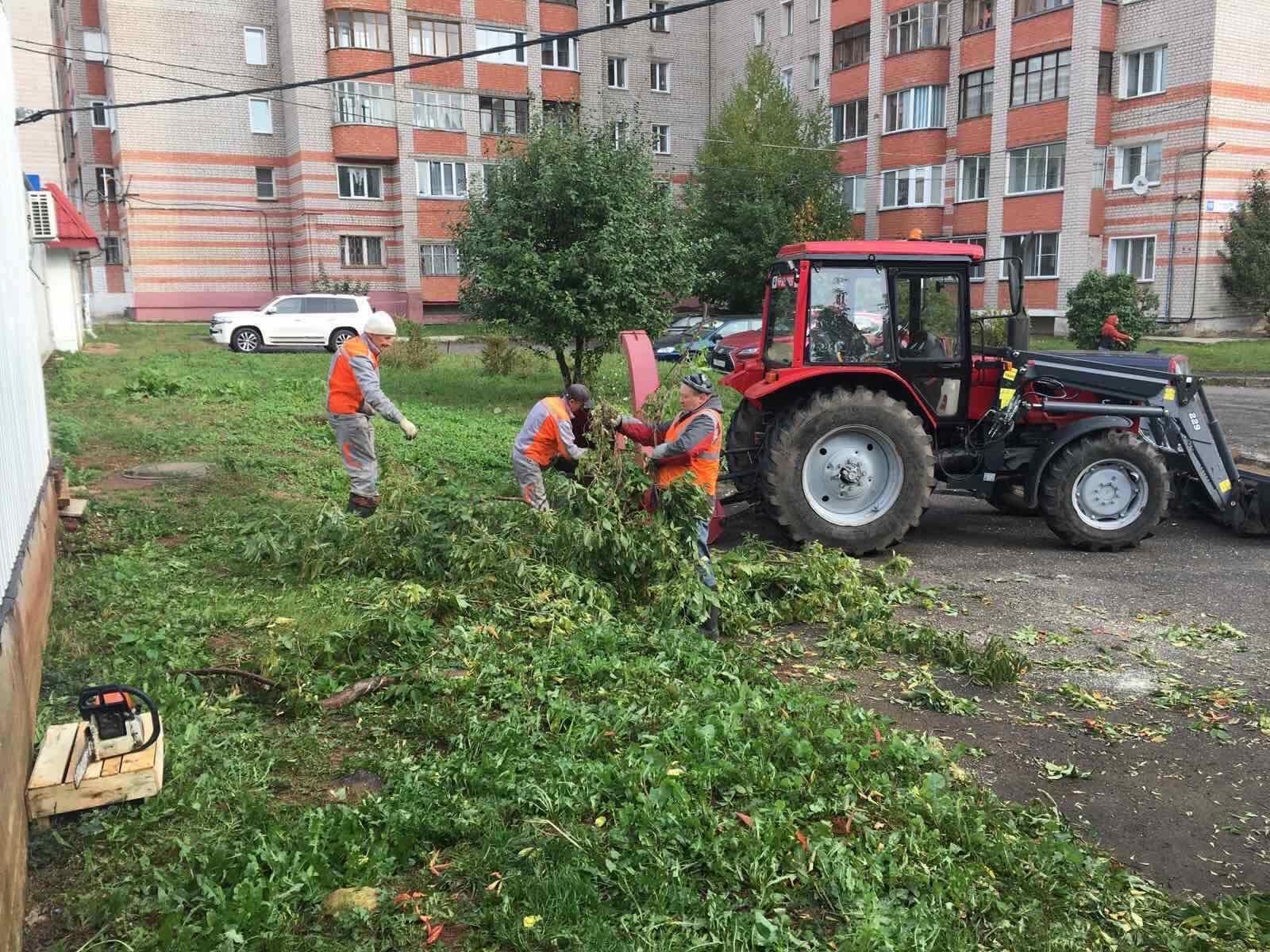 Дробление и утилизация веток Улица Кольцова дом