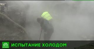 Из-за коммунальной аварии под Петербургом в больнице мерзнут роженицы