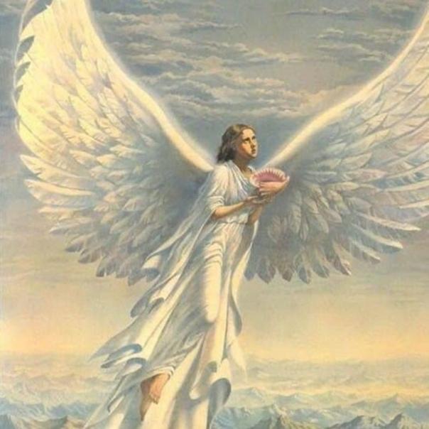 уставший ангел шел по белым облакам картинки лепельский военный