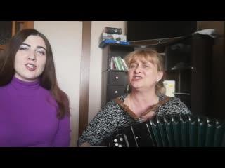 Яна Лунева, Марина Слюсаренко_Белым снегом