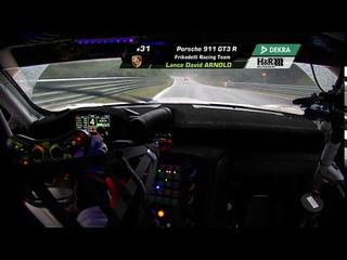 2020 24H Nürburgring #31 Porsche 911 GT3 R Frikadelli Racing Team Saturday Onboard