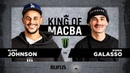 King Of Macba 2020 – Blake Johnson VS Didrik Galasso Battle 7