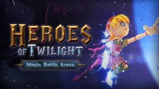 Heroes of Twilight: Magic Turn-Based Battle Arena