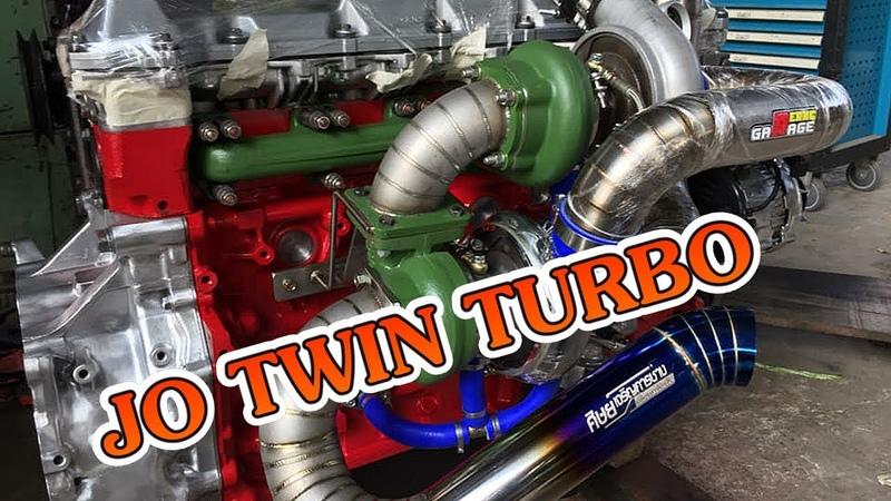 JO TWIN TURBO โบคู่ By Rerng Garage