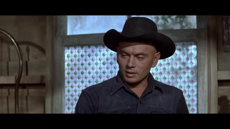 Фермеры просят помощи. Великолепная семерка (1960)
