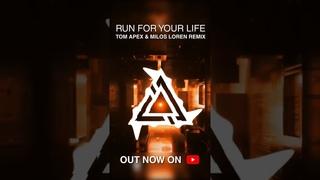 Tom Wilson - Run For Your Life [Tom Apex & Milos Loren Remix] #futurebounce #basshouse #edm #shorts
