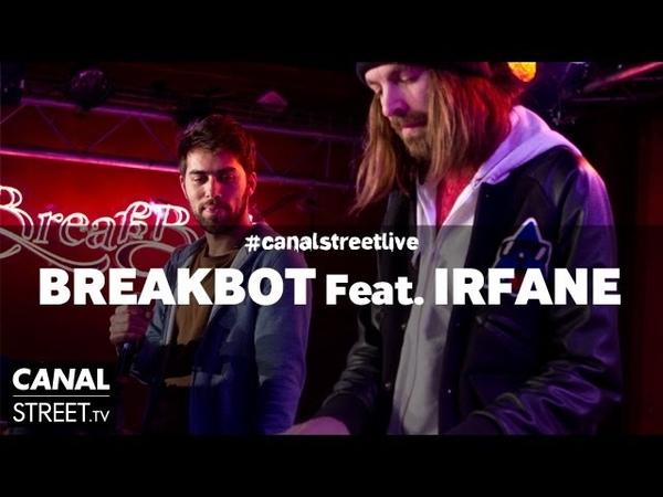 Breakbot DJ set live performance feat Irfane смотреть онлайн без регистрации