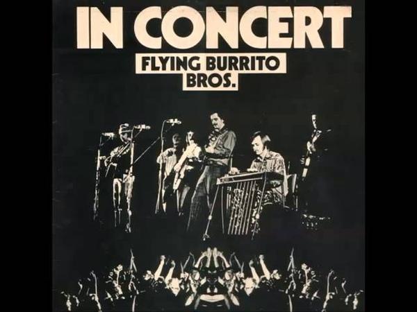 The Flying Burrito Brothers Ellis Auditorium 10 4 1970