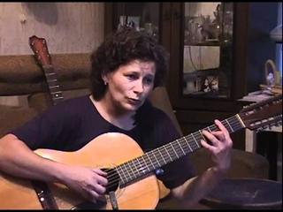 Поет Татьяна Копосова