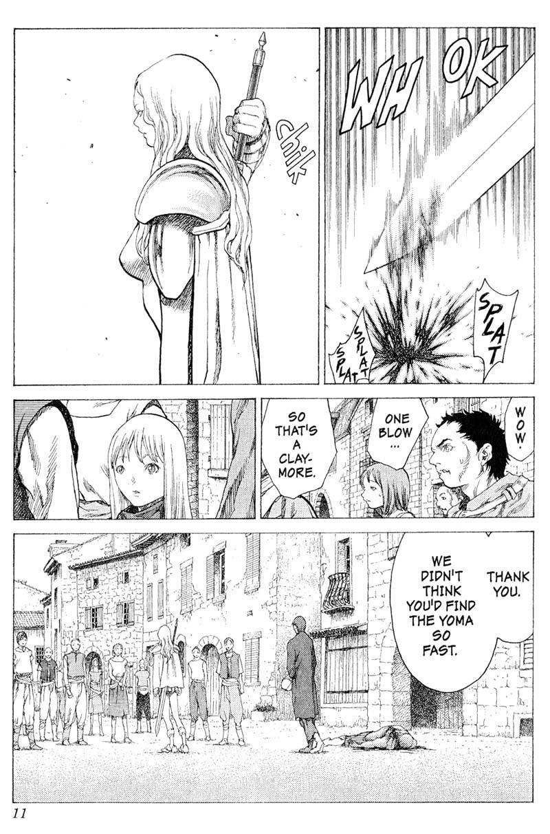 Claymore, Chapter 16, image #10