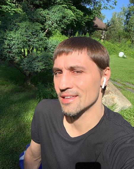 Дима Билан с новой прической!