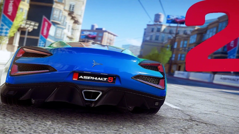 Asphalt 9: Legends Official Iphone/Ipad/Android Gameplay 1080p 190