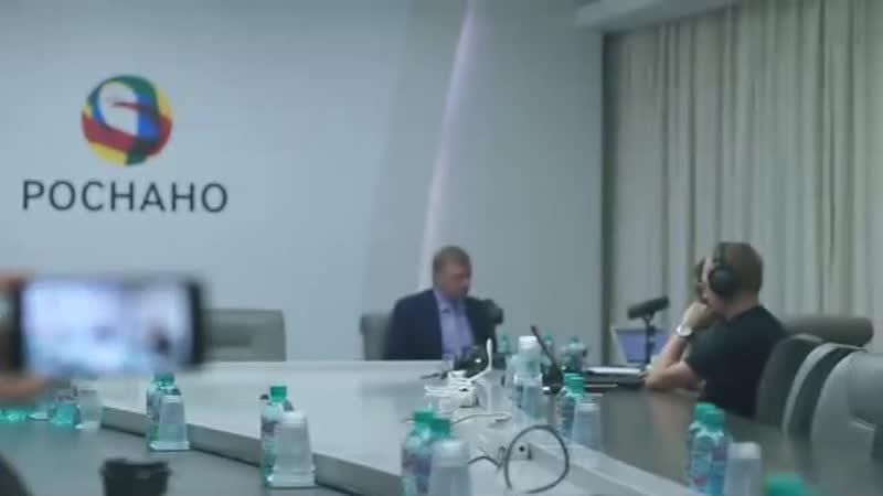 Роснано опубликовала видеоклип по случаю ухода из компании Анатолия Чубайса