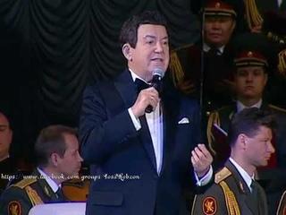 Иосиф Кобзон - Виноградная косточка (Б. Окуджава) (Юбилейный концерт, Луганск 2017)