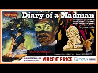 Diary Of A Madman (1963)  Vincent Price, Nancy Kovack, Chris Warfield