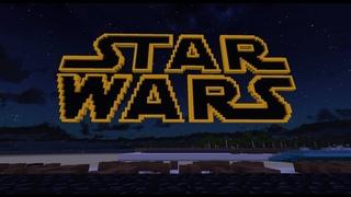 Star Wars - The Imperial March (Vader's Theme) [Minecraft Noteblocks]