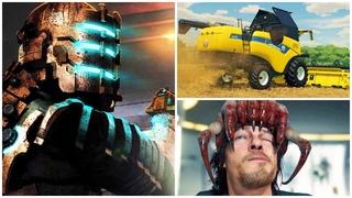 В Dead Space будет контент, вырезанный из оригинала. Игра про драконов от Microsoft. Игровые новости