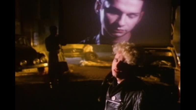 Depeche Mode Stripped © 1986 Sire Mute Records