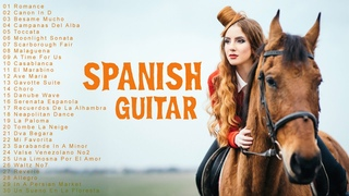 RUMBA - TANGO - MAMBO - CHA CHA CHA | MOST SPANISH GUITAR MUSIC  - RELAXING INSTRUMENTAL LATIN MUSIC
