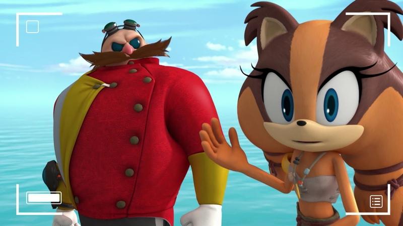 Соник Бум - 2 сезон 3 серия - Борьба за правду | Sonic Boom - мультик для детей