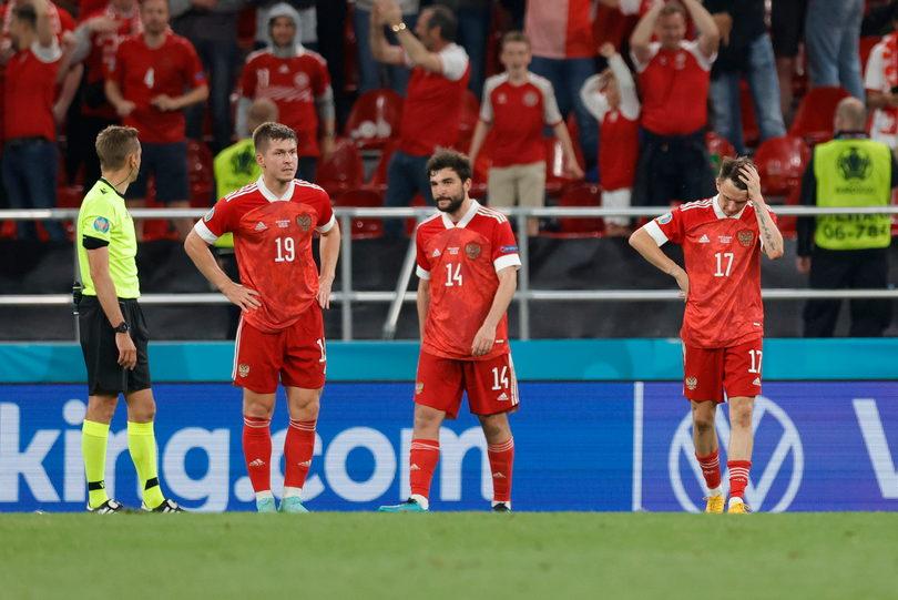 Легенды и мифы. О провале сборной России на Евро-2020